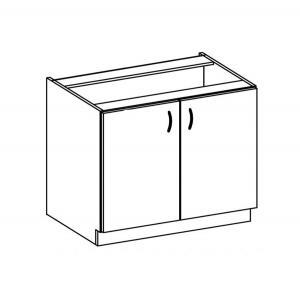 Spodná skrinka do kuchyne 80 cm