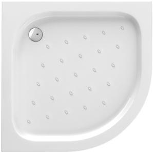 Sprchová vanička CORNER , oblúk, 80x80, 90x90
