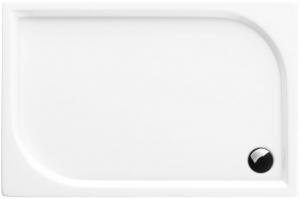 Sprchová vanička CUBIC, 120x90, akrylátová