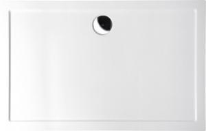 Sprchová vanička obdĺžnik KARIA 110x80, 110x90, liaty mramor - 90
