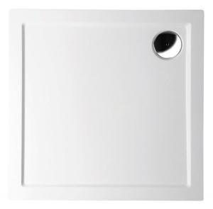 Sprchová vanička štvorcová AURA 80 , 90,100, liaty mramor - 100