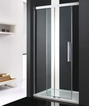 Sprchové dvere Aquatek Nobel B2 - 115 / Silver