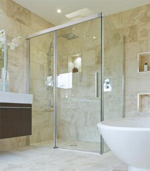 Sprchový kút 140x90 Aquatek Nobel R53 - Jasmine