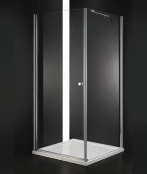 Sprchový kút  90x90 Aquatek GLASS A1 - 90 / čire / Terra