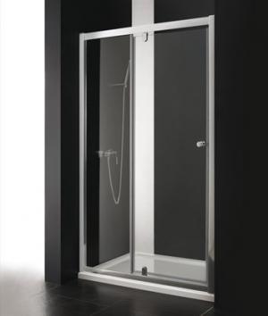 Sprchový kút chrom 100, 105, 110, 115, 120, Aquatek Master B5  - 120 / matne / Jasmine