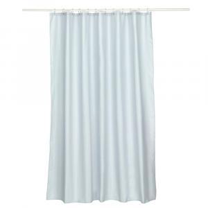 Sprchový závěs LAGUNA 180 x 200 cm světle šedá