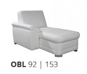 Stagra Rohová sedacia súprava Barello na vyskladanie Barello: 1SBL s úlož. priestorom
