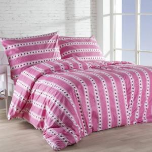 Stanex bavlna obliečky Barunka malinová 140x220 70x90
