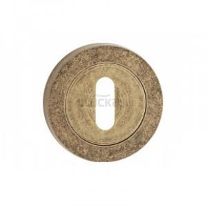 Štít dolný na kľúč antický bronz SNOPAK