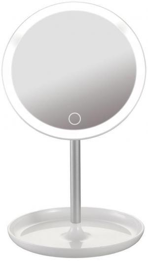 Stmievateľné kozmetické zrkadielko s LED podsvietením LED/4W/5V USB