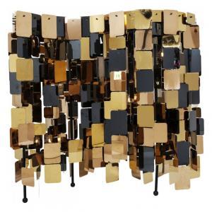 Stojaca lampa City Nights Squares 180 cm