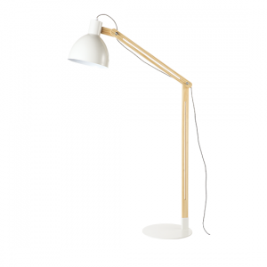 Stojaca lampa Diana White