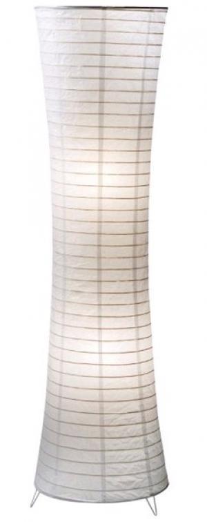 Stojaca  lampa Lidda, biela