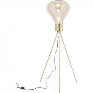 Stojaca lampa Tripod Pear 170 cm