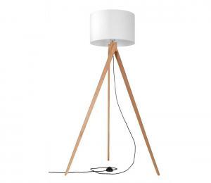 Stojacia lampa LEGNO 1xE27/60W/230V