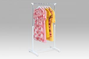 Stojan na šaty ABD-1201 kov / plast Autronic Biela