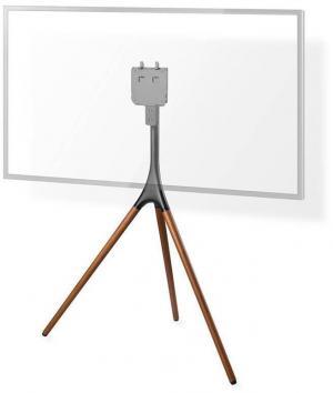 "Stojan pre TV Nedis pro Samsung Q-LED s úhlopříčkou 55""-65'', nosnost 30kg (TVSM705SABK) čierny + Doprava zadarmo"