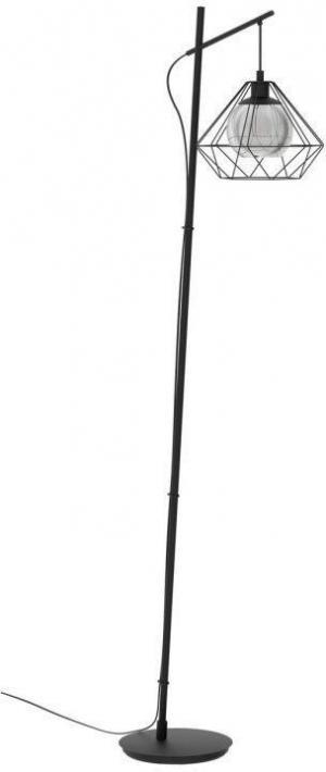 Stojanové svietidlo EGLO VERNHAM black E27  43485