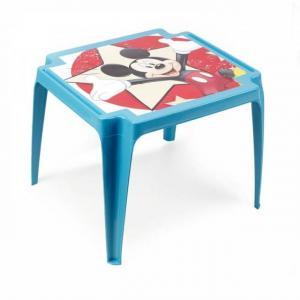 Stôl BABY Disney Mickey, mix dekorov a farieb