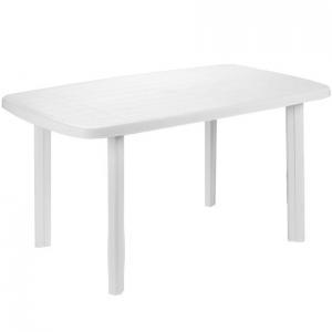 Stôl FARO biely