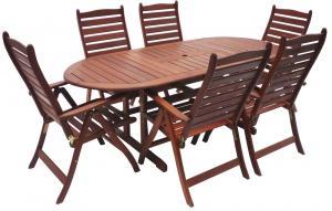 Stôl MARINA - meranti