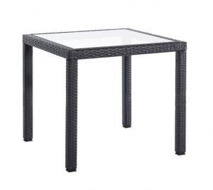stôl RATAN 80x80cm