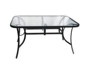 Stôl XT1012T (ZWT-150) - priehľadné sklo