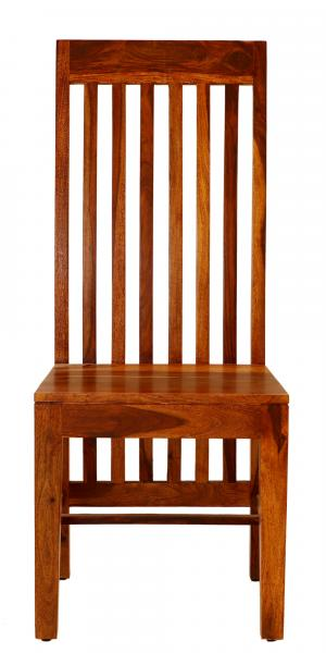 Stolička Gani 45x110x45 indický masív palisander - Only stain