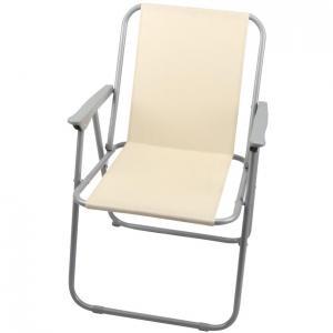 Stolička skladacia Piknik tfc012 béžový