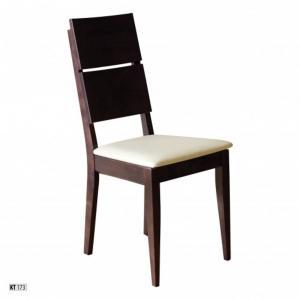 Stolička z masívneho dreva  KT 173