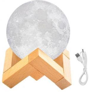 Stolná lampa LED Moonlight Moon isot9509