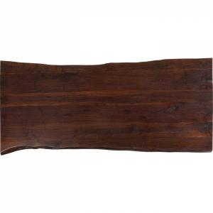 Stolová deska Tavola Walnut Baumkante 160x80cm