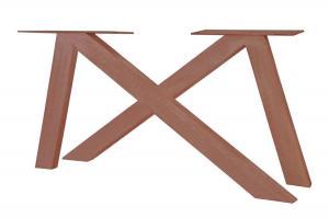 Stolová podnož TOPS & TABLES – 136 × 13 × 72 cm