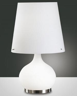 Stolové svietidlo FABAS ADE TABLE LAMP WHITE 2533-35-102