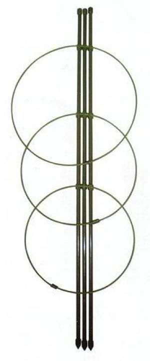 Strend Pro 211899 Drziak FH-490, 090 cm, na kvet