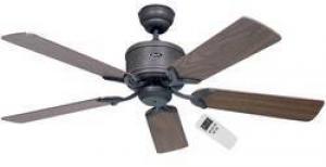 Stropný ventilátor CasaFan Eco Elements, (Ø) 132 cm, orešáková, buk