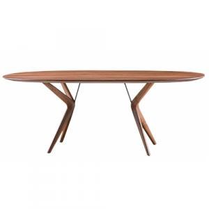 Stůl Lakri oval