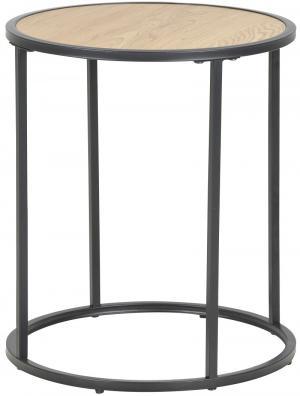 Štýlový odkladací stolík Akello, 40 cm