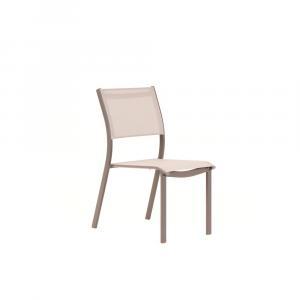 Súprava 4 stohovateľných záhradných stoličiek Ezeis Zephyr