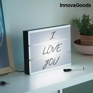 Svetelný box InnovaGoods CINEMA