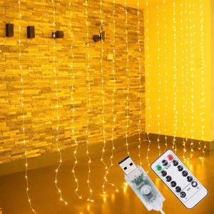 Svetelný LED záves
