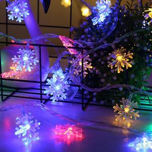 Svetelný vianočné reťaz Farba: svetlo žltá, Veľkosť: S