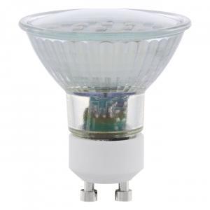 Svetelný zdroj LED žiarovka GU10/5W 3000K EGLO 11535