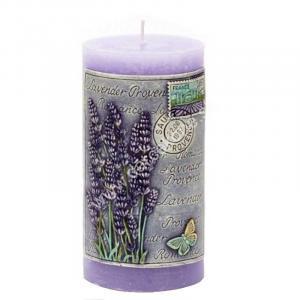 sviečka s vôňou levandule valec 8 x 14 cm