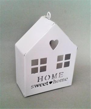 svietnik domček sweet home 11 x 5 x 14 cm