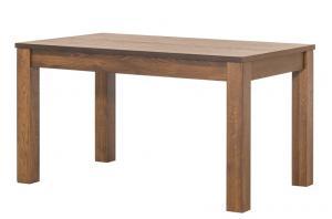Szynaka Jedálenský stôl Merkury Prevedenie: Dub medený