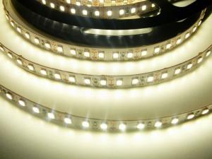 LED Solution CRI LED pásik 20W/m 12V bez krytia IP20 Farba svetla: Denná biela 07505