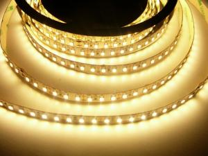 LED Solution CRI LED pásik 20W/m 12V bez krytia IP20 Farba svetla: Teplá biela 07504