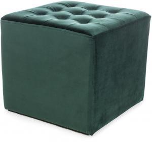 Taburetka:   LORI VELVET SIGNAL - stoličky/ kreslá: Látka Bluvel 59 bordová