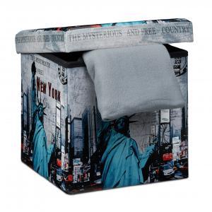 Taburetka s vekom skladacia, rd9050, New York